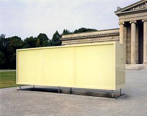 Tamara Horáková & Ewald Maurer, Elfenbeinküste, München Königsplatz 1991