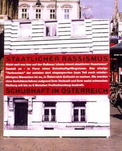 Oliver Ressler / Martin Krenn, Institutionelle Rassismen, Wien 1997