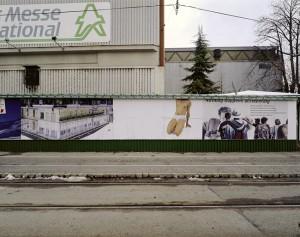 Plakatwand, Graz, Conrad-von-Hötzendorf-Straße 1999