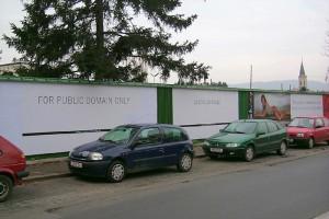 Teaser, Graz, Conrad-von-Hötzendorf-Straße 1999
