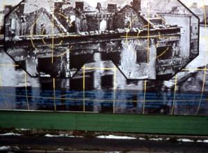 Oliver Ressler + Martin Krenn, War zones, Graz 1999