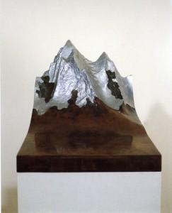 FFrantišek Lesák, Vanil noir 2385m / Schneefallgrenze am 2.3.1971 / 1500m, 1971