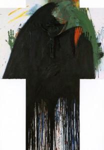 Arnulf Rainer, Kreuz, 1980-86