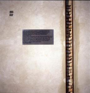 Fedo Ertl, Mahnmal 38/88, Graz 1988