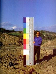 Michael Schuster, KODAK Color Control Patches, Oststeiermark, 1989
