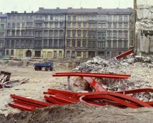 Raimund Kummer, Naunynstraße 24-26, Berlin 1980