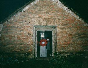 Vadim Zakharov, Pastor's from Schloßpark Eybesfeld. KUNST HEIMAT KUNST, Jöss / Stmk., Schloßpark Eybesfeld 1992