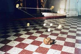 W. W. Anger, Egozentrisches Universum 1990/92, Mausoleum Graz 1995