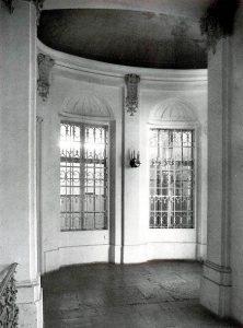 Heimo Zobernig, Erster bis einundzwanzigster März 1993, Treppenhaus, Graz Neue Galerie 1993