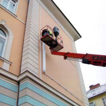 In die Stadt einschreiben, Graz, Tummelplatz 2010/2011