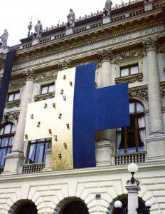 Gruppe Irwin, Zweite Bombardierung, Graz 1988