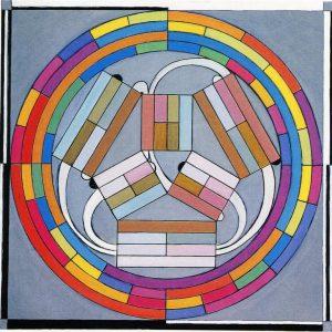 Hans Florey, Die Aussicht, 1986/90