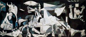Pablo Picasso, Guernica, 1937, Madrid, Museo Reina Sofia