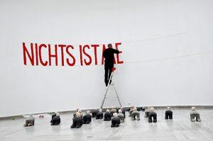 Milan Blanuša, Nichts ist mehr wie es war, real presence, Graz, Künstlerhaus 2009