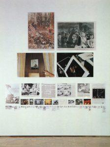 Martha Rosler, It Lingers / Es geht weiter, KRIEG. Graz 1993
