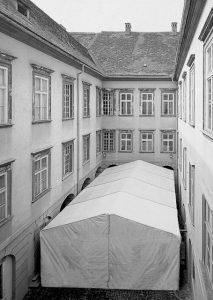 Richard Kriesche, Sphären der Kunst, Graz, Neue Galerie 1996