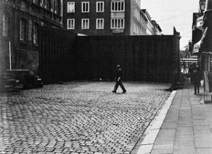 Richard Serra, Street Level, documenta VIII, Kassel 1987