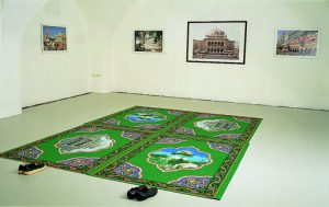 AES, Islamic Project, Travel Agency to the Future, 2000-3, Graz 1997