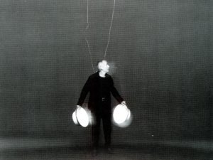 Jürgen Klauke, Desasteriöses Ich. Radikale Bilder. Graz 1996