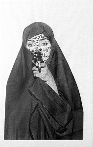 Shirin Neshat, Speechless. Radikale Bilder. Graz 1996