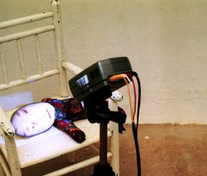 Tony Oursler, Fear. Radikale Bilder. Graz 1996