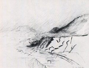 Josef Pillhofer, Römische Stimmung (Braunsberg), 1980