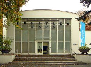 Künstlerhaus Graz, Außenansicht, Graz 2005