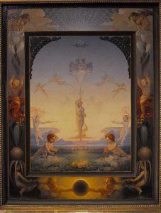 Phillip Otto Runge, Der Große Morgen, 1809, Hamburger Kunsthalle