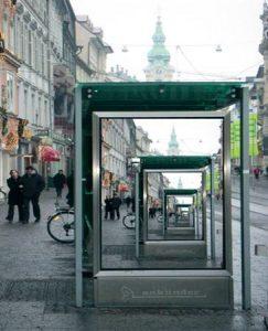 Miles Coolidge, Project: [Hauptplatz], Graz, Kleine Zeitung, 20. Jänner 2003, SIGHT.SEEING, Graz 2003