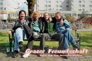 Sabine Groß, Grazer Freundschaft, Europaplatz, SIGHT.SEEING, Graz 2003
