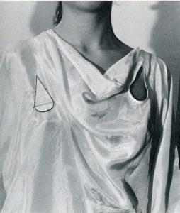 Eva Schmeiser-Cadia, Eingriff in die zweite Haut, 1984