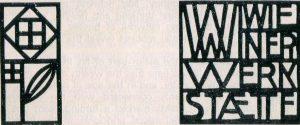 Josef Hoffmann, Signets der Wiener Werkstätte, um 1905