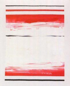 Gerhard Lojen, Ohne Titel, G 8/ 02, 2002
