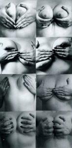 Friederike Pezold, Brustbilder, 1973