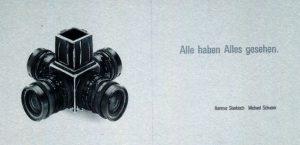 Michael Schuster, Alle haben alles gesehen, 1989