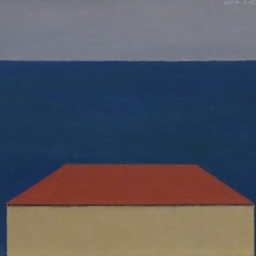 Günter Waldorf, Haus am Meer, 2001