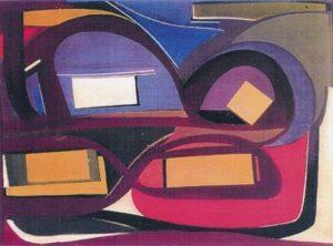 Fritz, Aduatz, Abstrakte Komposition, 1938