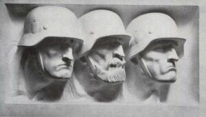 Wilhelm Gösser, Front 1940